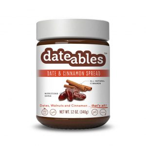 Date Cinnamon Spread Jar Kosher