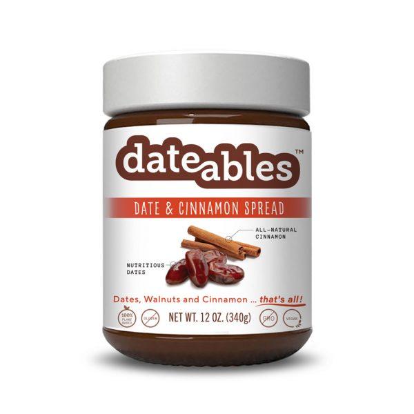 Date Cinnamon Spread Jar Kosher